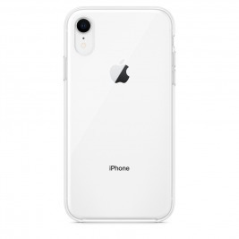 iPhone XR Clear Case