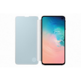 Samsung Clear View Cover S10e White