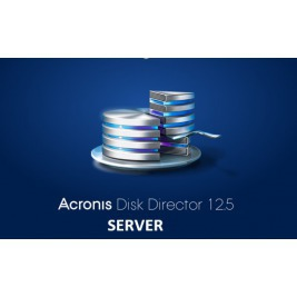 Acronis Disk Director 12.5  Server incl. AAP ESD