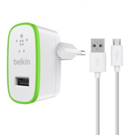 BELKIN Home Chrage 2.4A with Micro USB Cable
