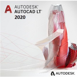 AutoCAD LT 2020 Commercial New Single-user ELD 1-Year Subscription
