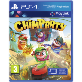 PS4 - Chimparty (PS4)/EAS - 14.11.