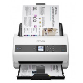 Epson WorkForce DS-870, A4, 1200 dpi, USB