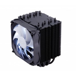 FSP/Fortron Chladič CPU Windale 6 Cooler AC602, 6 Heat-Pipe, 240W TPD, 120 mm PWM white LED