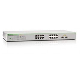 Allied Telesis 16xGB+2SFP POE switch AT-GS950/16PS
