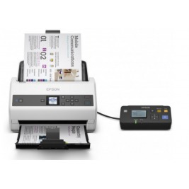 Epson WorkForce DS-870N, A4, 1200 dpi, USB