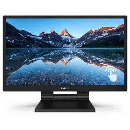 """24"""" LED Philips 242B9T - FHD,IPS,HDMI,USB,touch"""