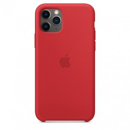 iPhone 11 Pro Silicone Case - (PRODUCT)RED