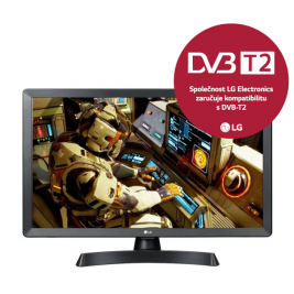 "28"" LG LED 28TL510V-HD ready,DVB-T2"