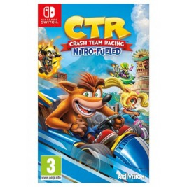 NS - Crash Team Racing Nitro-Fueled
