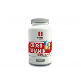 Cross Vitamin Multi - Bio Zázvor 90 kapsul