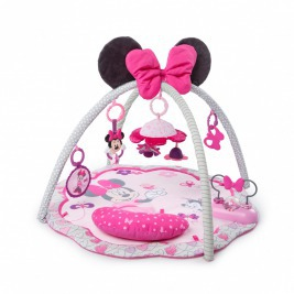 Deka na hranie Minnie Mouse Garden Fun 0m+ 2019