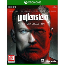 XOne - Wolfenstein Alt History Collection