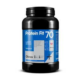 ProteinFit 70 2000 g/66 dávok, cappuccino