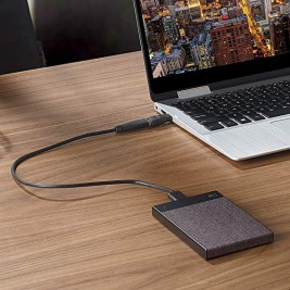 Ext. HDD 2,5'' Seagate Backup Plus Ultra Touch 2TB