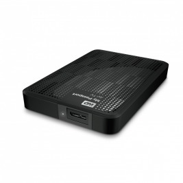 Ext.HDD 2.5'' WD My Passport AV-TV 1TB USB3.0 černý
