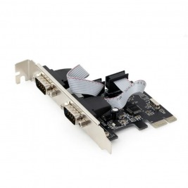 GEMBIRD PCI Express karta, 2-porty RS232/2MBps