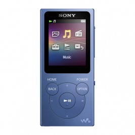 Sony MP4 4GB NWZ-E393 modrá